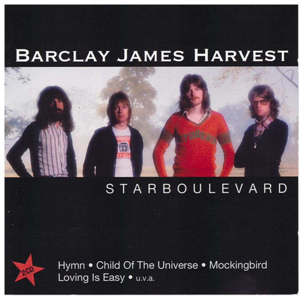 Barclay James  Harvest Starboulevard album cover