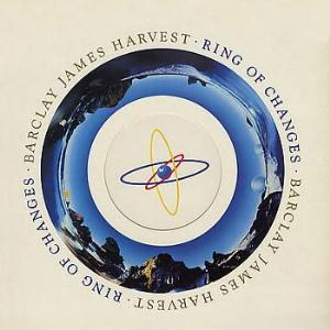 Barclay James  Harvest Ring Of Changes album cover