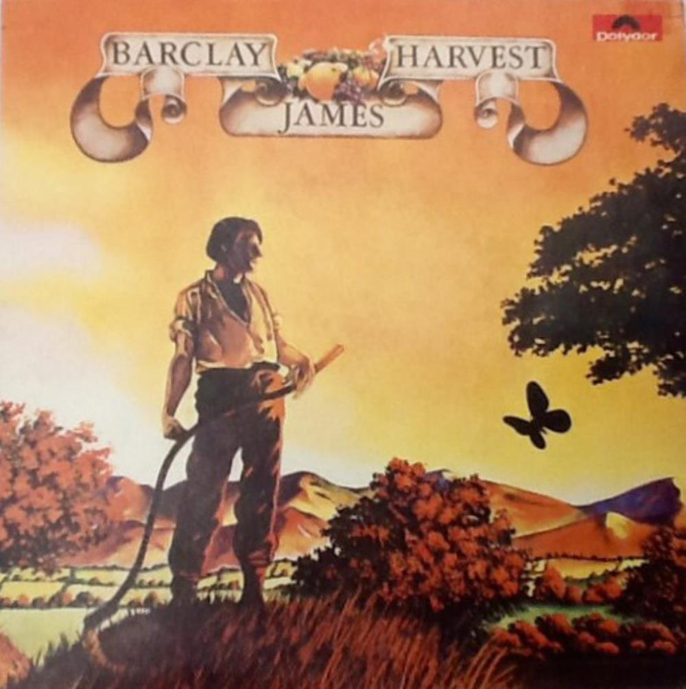 Barclay James  Harvest Time Honoured Ghosts album cover