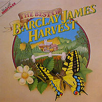 Barclay James  Harvest - The Best Of Barclay James Harvest (1977) CD (album) cover