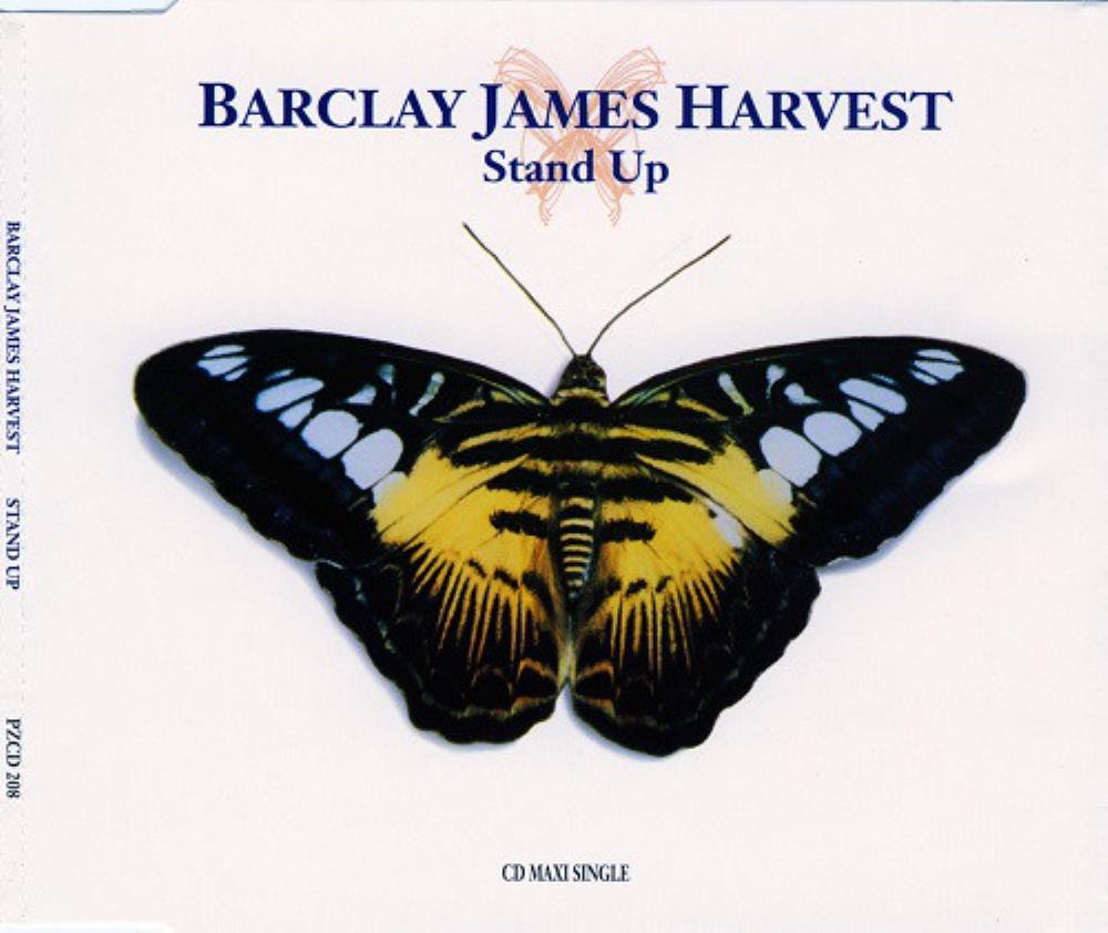 Barclay James  Harvest Stand Up album cover