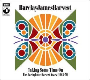 Barclay James  Harvest Taking some time on (The Parlophone-Harvest years 1968-73) album cover