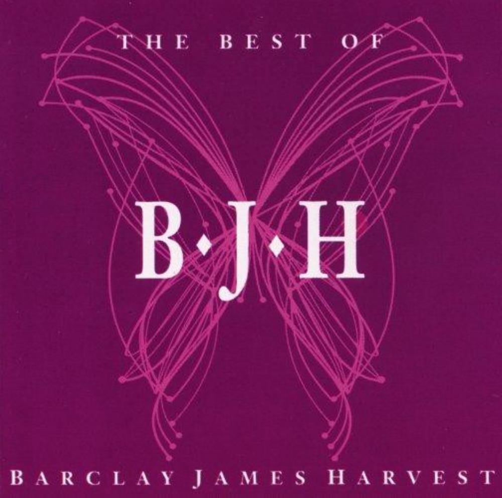 Barclay James  Harvest The Best of BJH album cover