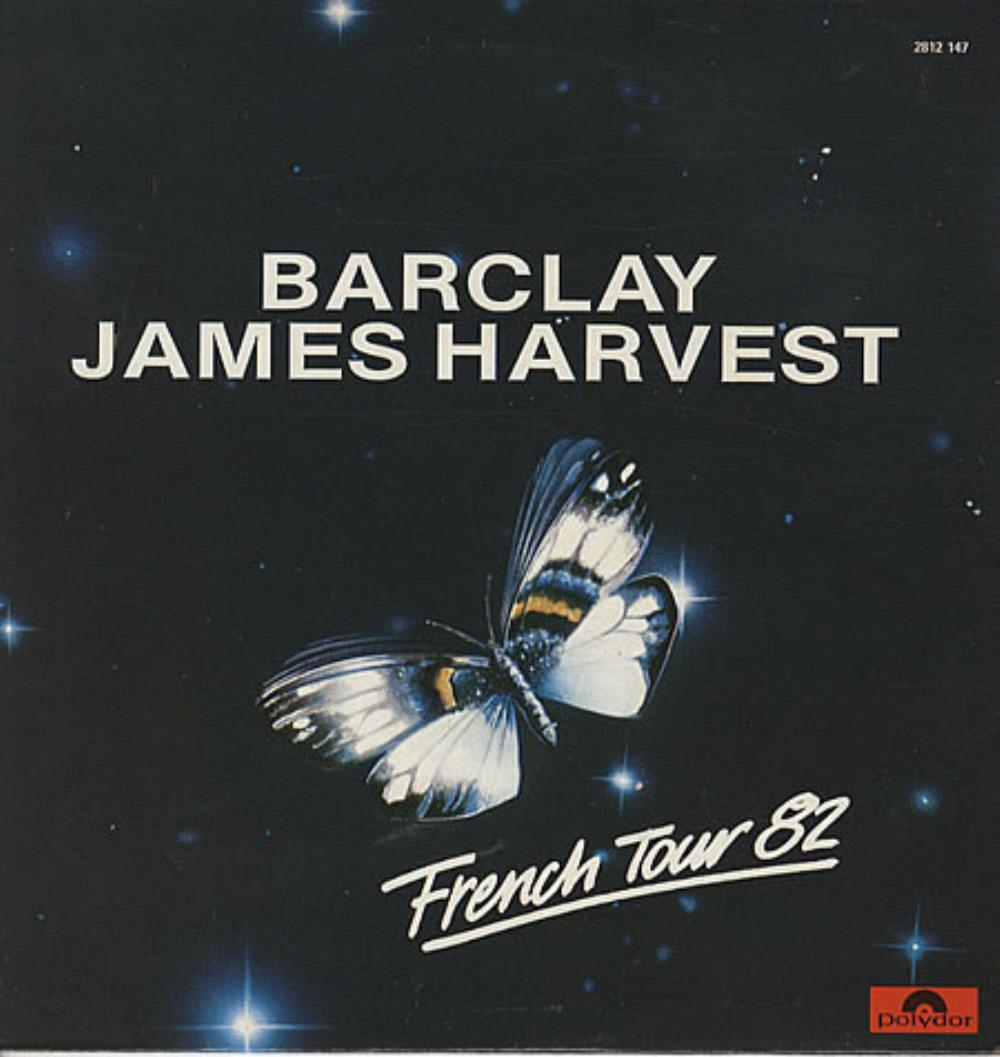 Barclay James  Harvest French Tour 82 album cover
