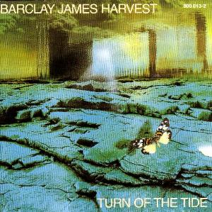 Barclay James  Harvest Turn Of The Tide album cover