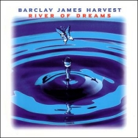 Barclay James  Harvest River Of Dreams album cover
