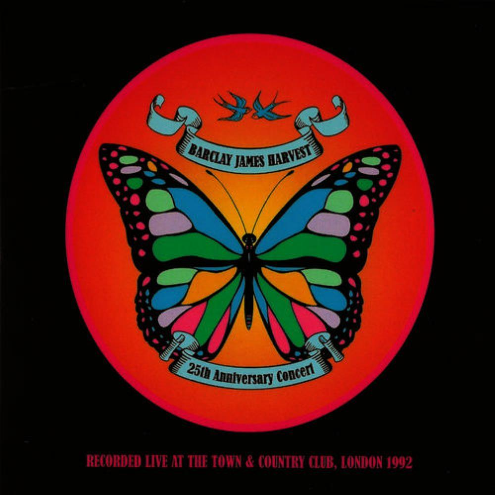 Barclay James  Harvest 25th Anniversary Concert - Live In London 1992 album cover