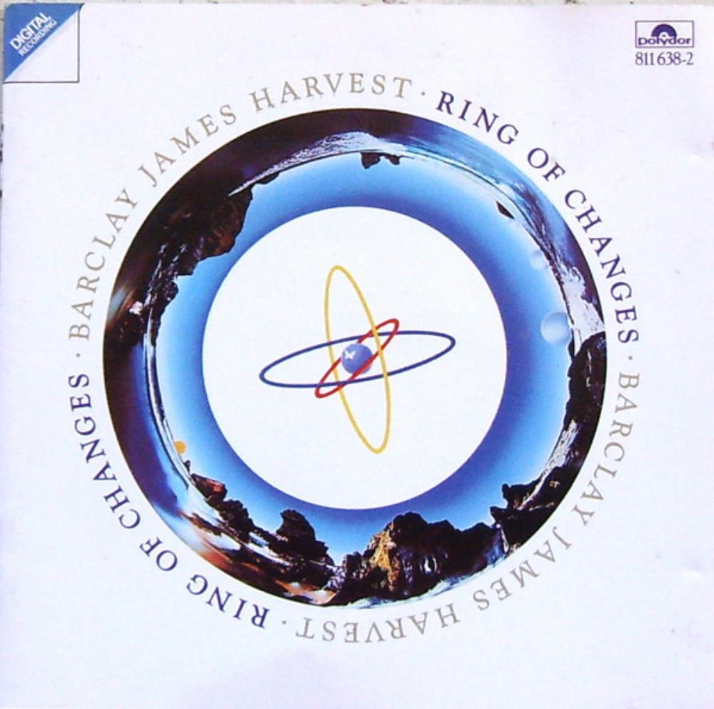 Barclay James  Harvest - Ring of Changes CD (album) cover