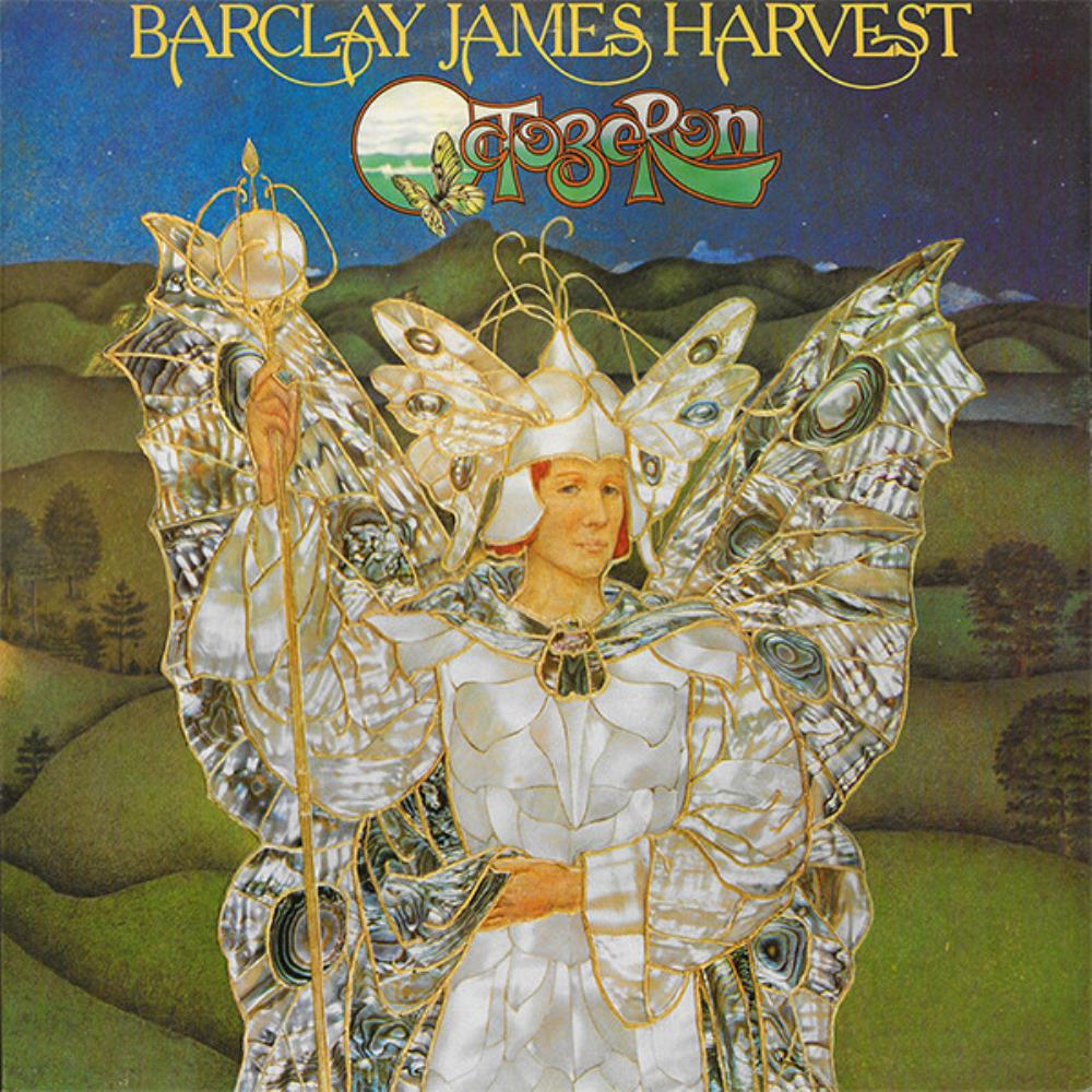 Barclay James  Harvest Octoberon album cover