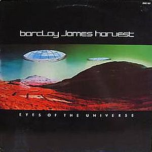 Barclay James  Harvest - Eyes Of The Universe CD (album) cover