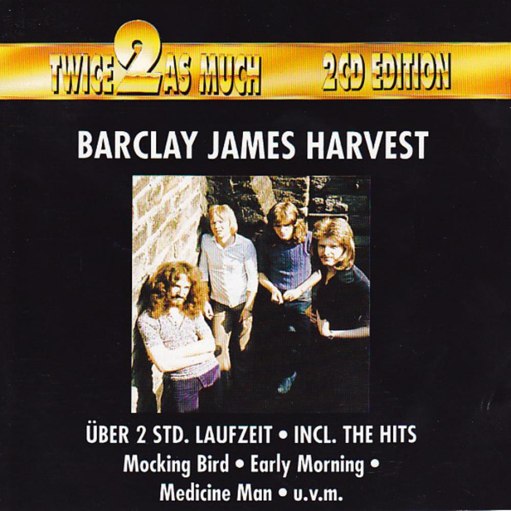 Barclay James  Harvest Twice As Much album cover