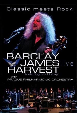 Barclay James  Harvest - BJH Featuring Les Holroyd: Classic Meets Rock CD (album) cover