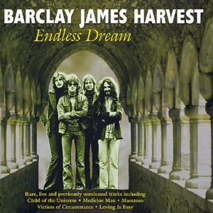 Barclay James  Harvest Endless Dream album cover