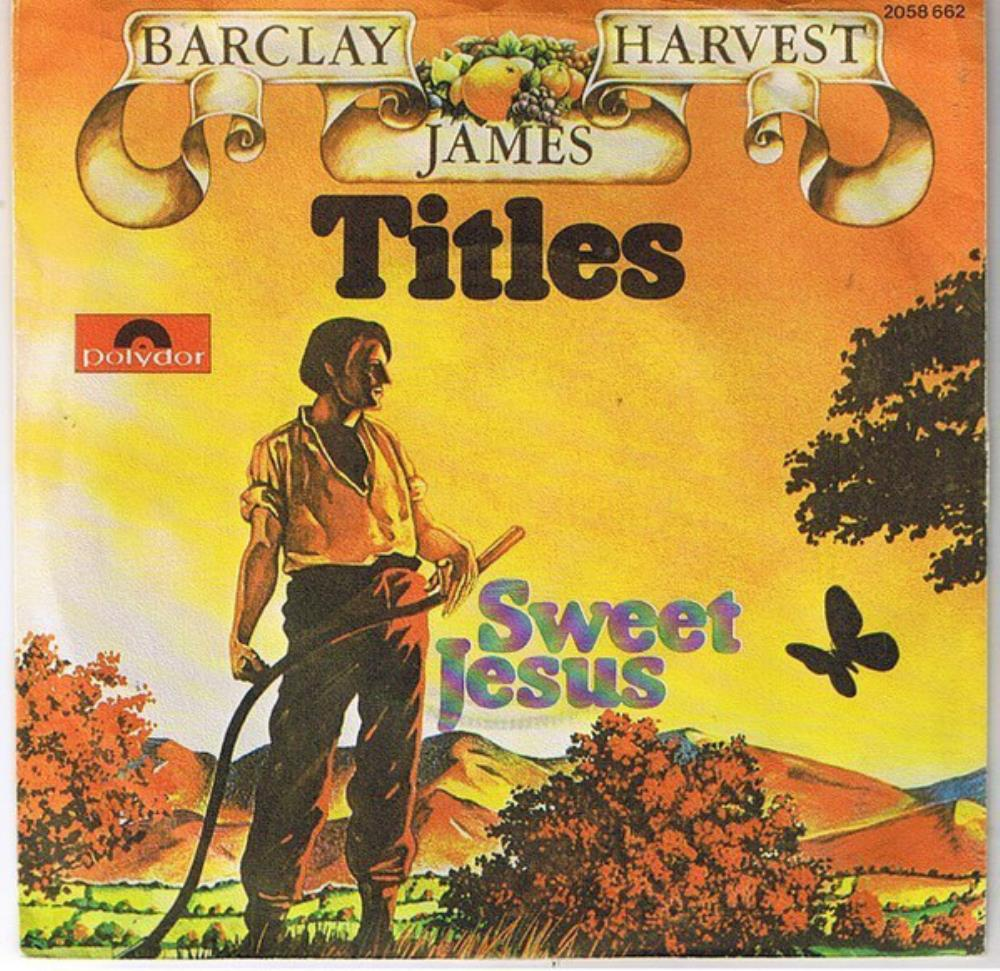 Barclay James  Harvest Titles album cover