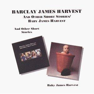 Barclay James  Harvest And Other Short Stories / Baby James Harvest album cover