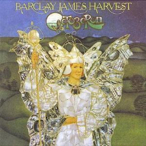 Barclay James  Harvest - Octoberon CD (album) cover