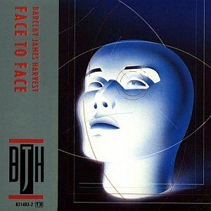 Barclay James  Harvest Face To Face album cover