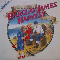 Barclay James  Harvest - The Best Of Barclay James Harvest - Volume 2 CD (album) cover