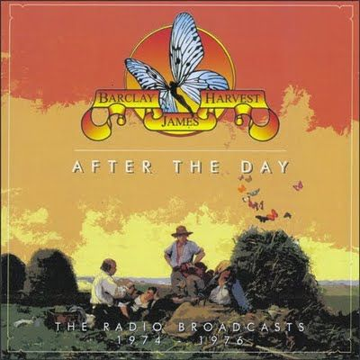 Barclay James  Harvest - After the Day: The Radio Recordings 1974-1976 CD (album) cover