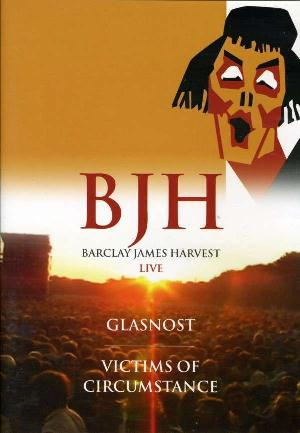 Barclay James  Harvest Glasnost And Victims Of Circumstance album cover