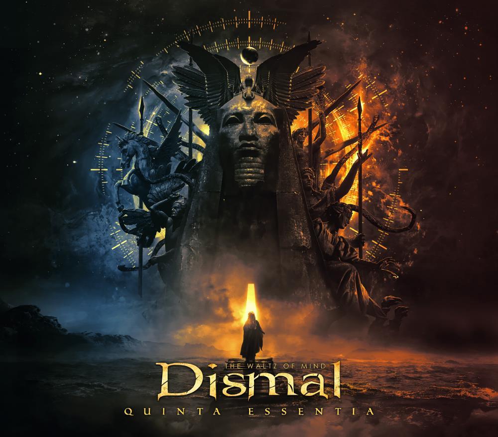 Quinta Essentia by DISMAL album cover