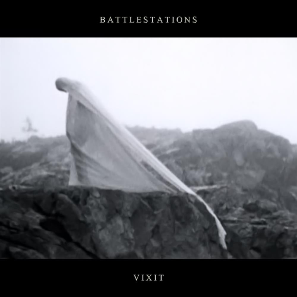 Battlestations - Vixit CD (album) cover