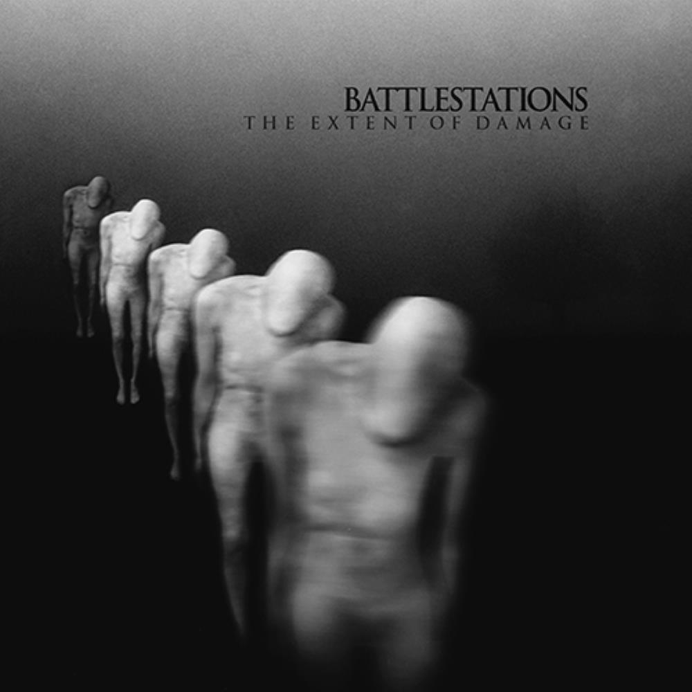 Battlestations The Extent of Damage album cover