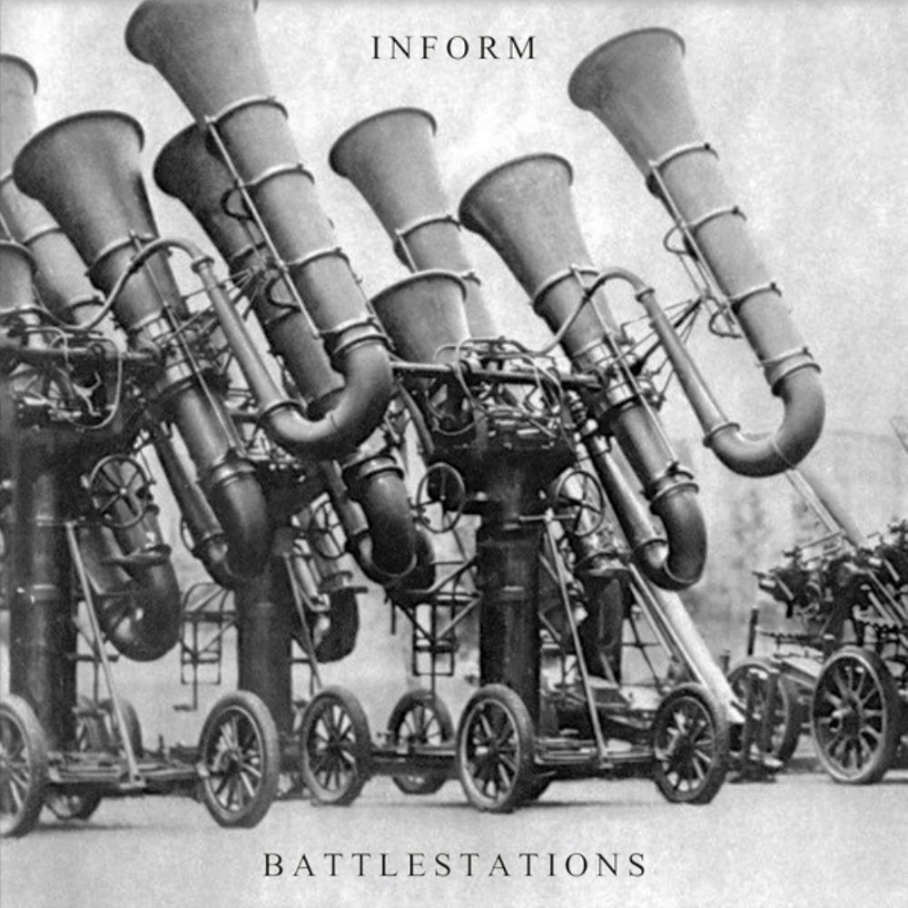 Inform by BATTLESTATIONS album cover