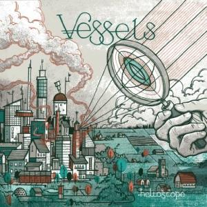 Vessels - Helioscope CD (album) cover