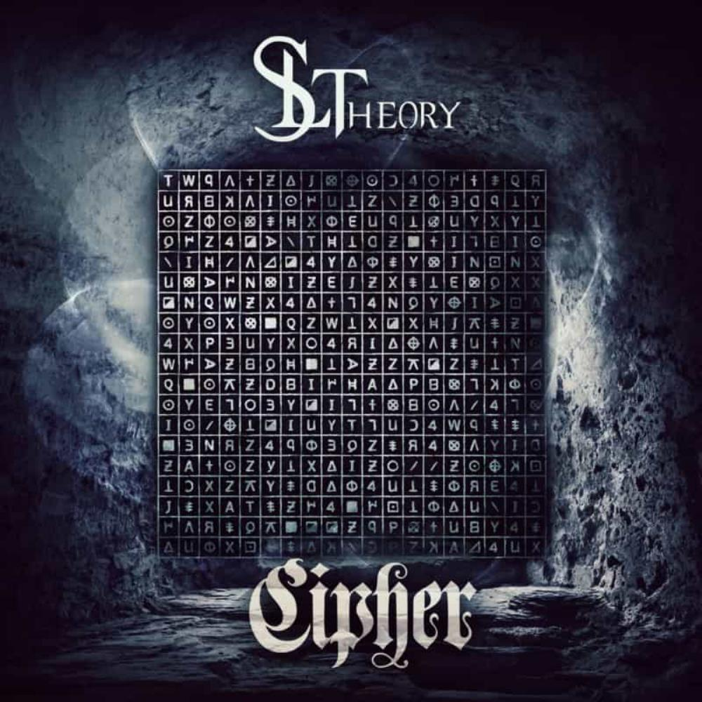 SL Theory - Cipher CD (album) cover