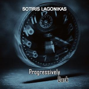 SL Theory - Progressively Dark (Sotiris Lagonikas) CD (album) cover