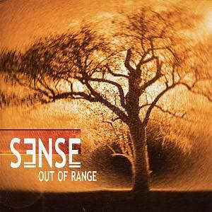 Sense - Out of Range CD (album) cover