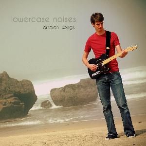 Lowercase Noises - Ambient Songs CD (album) cover