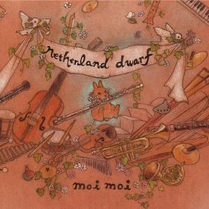 Netherland Dwarf - Moi Moi CD (album) cover