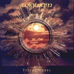 Titans Wheel  by WIGWAM album cover