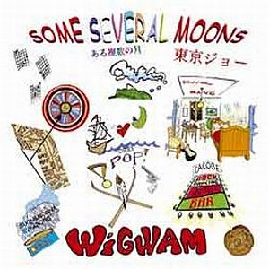 Wigwam Some Several Moons album cover