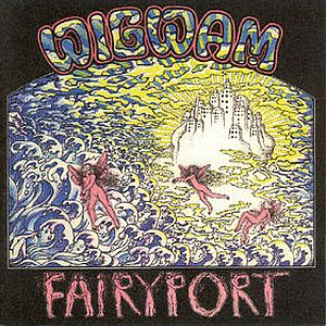 Wigwam - Fairyport CD (album) cover