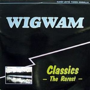 Wigwam  Classics - The Rarest album cover