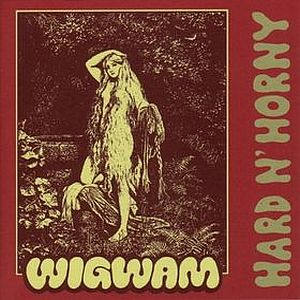 Hard And Horny by WIGWAM album cover