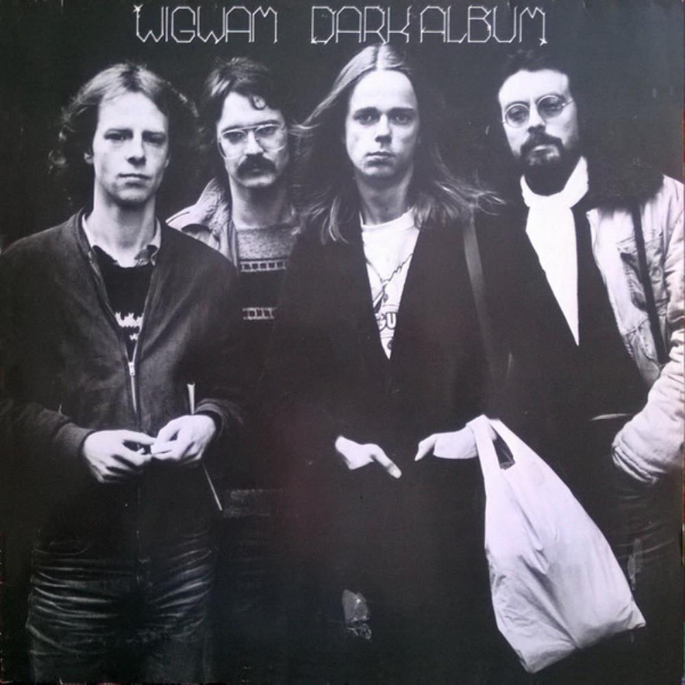 Wigwam - Dark Album CD (album) cover