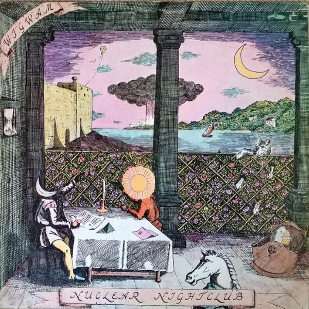 Nuclear Nightclub by WIGWAM album cover