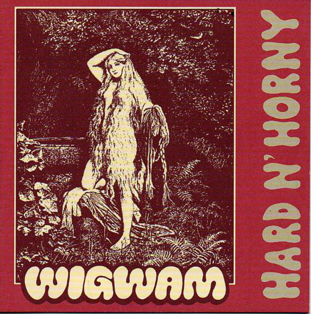 Hard N' Horny by WIGWAM album cover