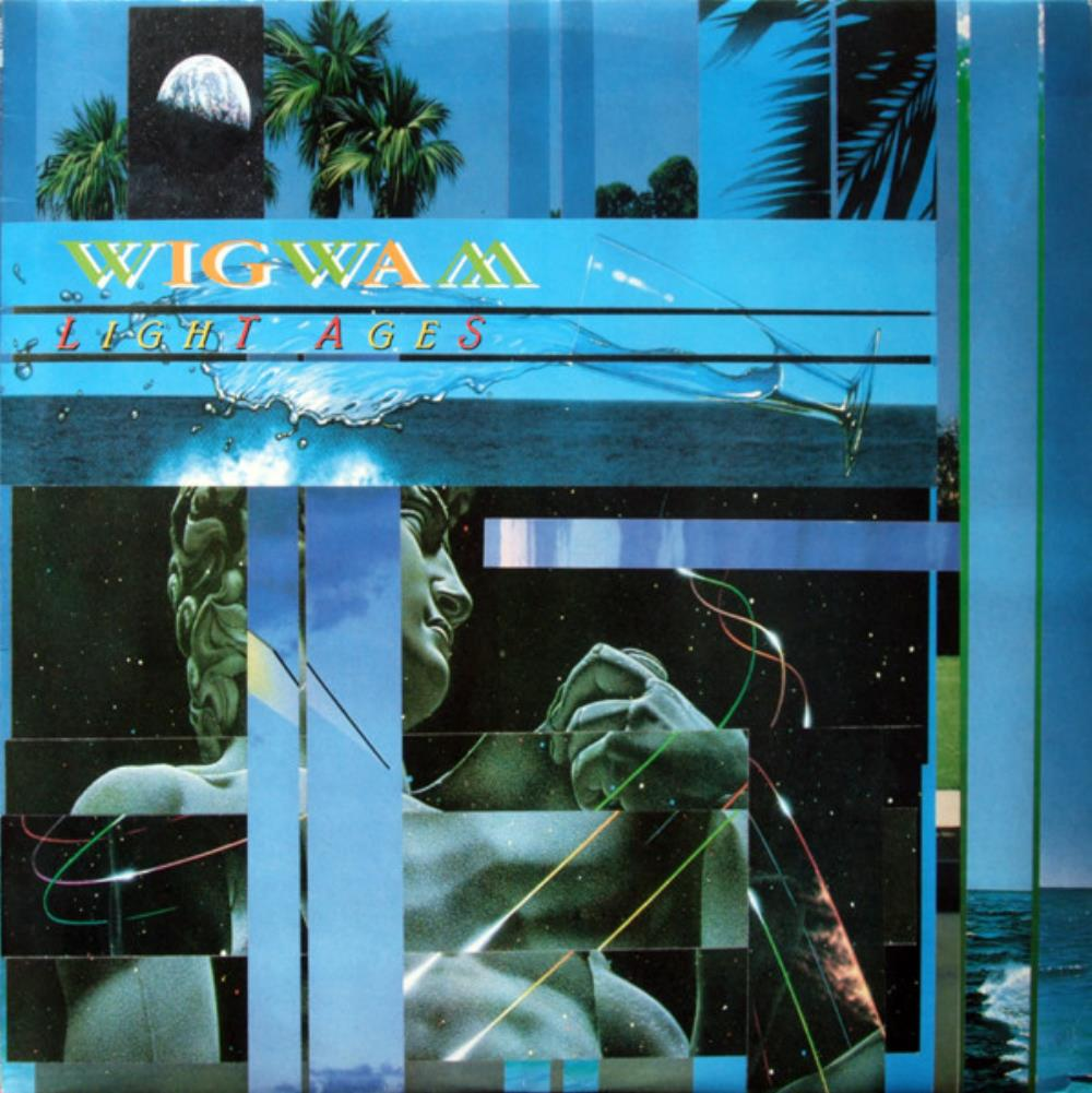 Wigwam - Light Ages CD (album) cover