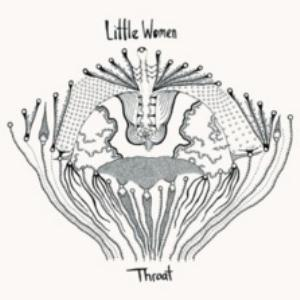 Throat by LITTLE WOMEN album cover