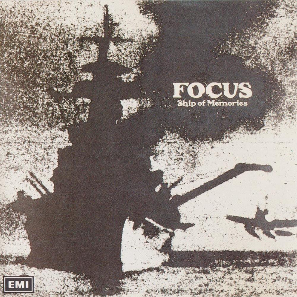 Focus - Ship Of Memories CD (album) cover