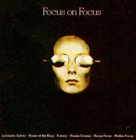 Focus Focus on Focus 1970 - 1978 album cover