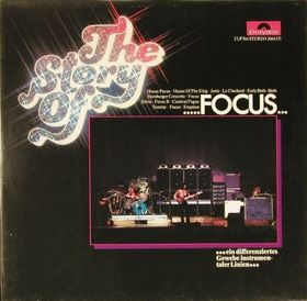 Focus The Story of Focus album cover