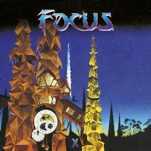 Focus - X CD (album) cover