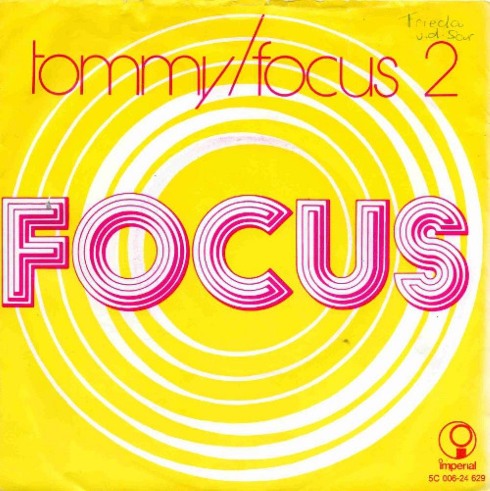 Focus Tommy / Focus II album cover