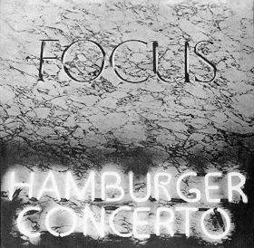 Hamburger Concerto by FOCUS album cover